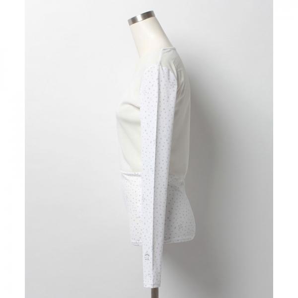 Munsingwear(マンシングウェア)長袖メッシュアンダーウェア(17FW)JALJ202