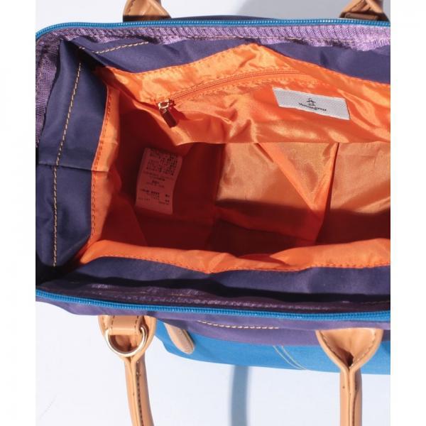 Munsingwear(マンシングウェア)ラウンドバッグ(17FW)JALK403