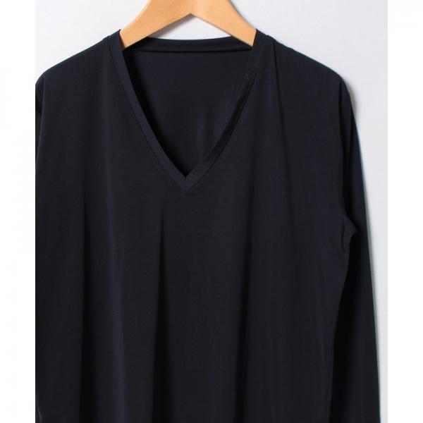 Munsingwear(マンシングウェア)Vネック長袖アンダーウェア(17FW)JAMJ202