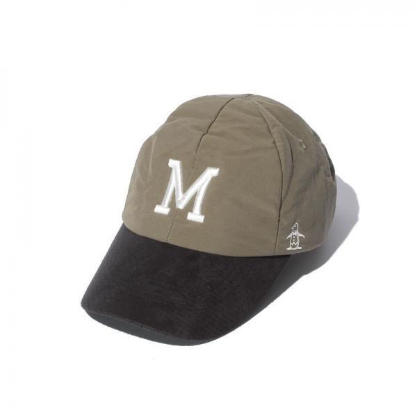 Munsingwear(マンシングウェア)キャップ(17FW)JAMK327
