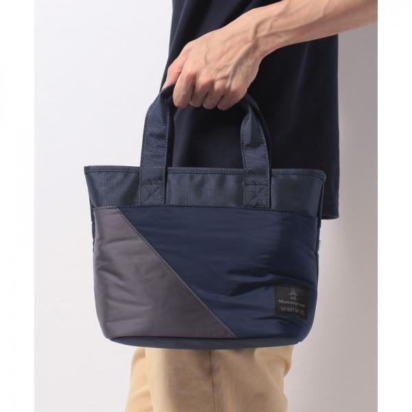 Munsingwear(マンシングウェア)ラウンドバッグ(17FW)JAMK405