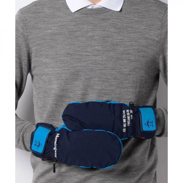 Munsingwear(マンシングウェア)ハンドウォーマー(17FW)JAMK801