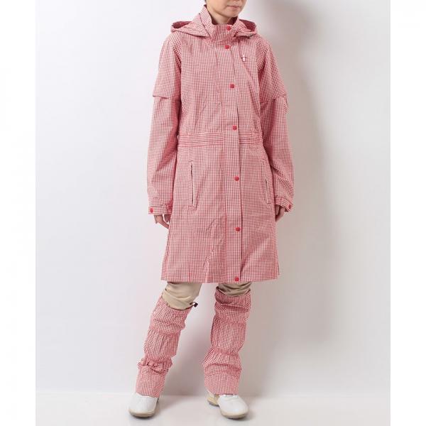 【SALE】Munsingwear(マンシングウェア)ワンピースレインウエア(17FW)JWLJ783W※返品交換不可