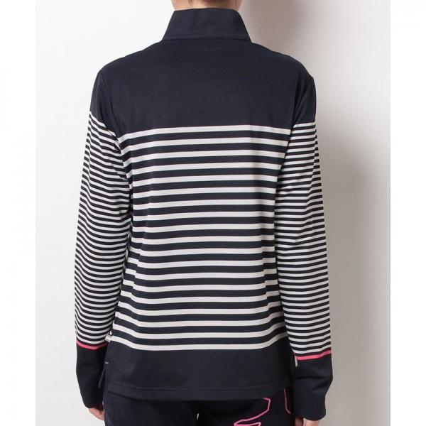 【SALE】Munsingwear(マンシングウェア)長袖ハイネックシャツ(17FW)JWLK106※返品交換不可