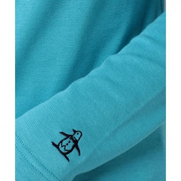 【SALE】Munsingwear(マンシングウェア)長袖ハイネックシャツ(17FW)JWLK113※返品交換不可