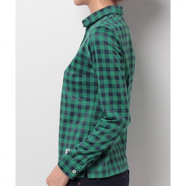 【SALE】Munsingwear(マンシングウェア)長袖シャツ(17FW)JWLK116※返品交換不可