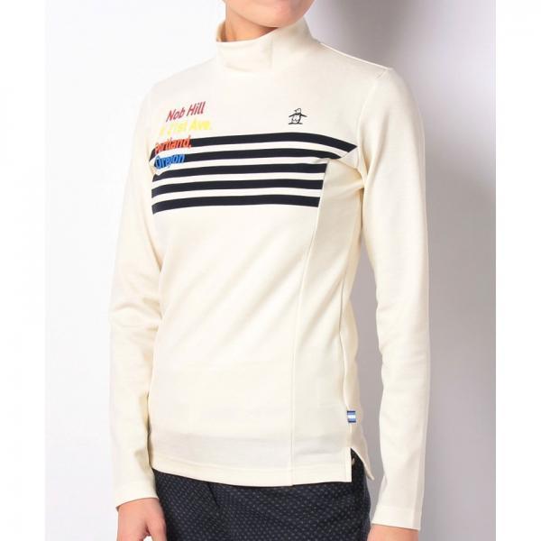 【SALE】Munsingwear(マンシングウェア)長袖シャツ(17FW)JWLK120※返品交換不可