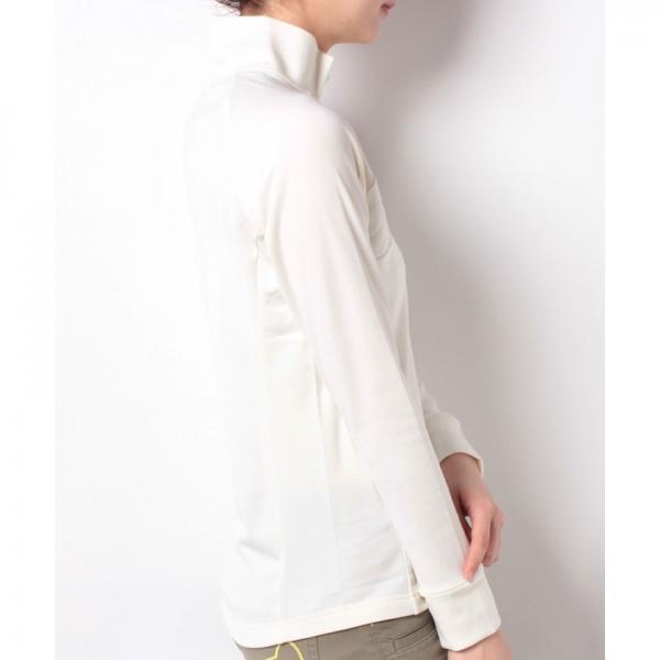 【SALE】Munsingwear(マンシングウェア)長袖ハイネックシャツ(17FW)JWLK122※返品交換不可