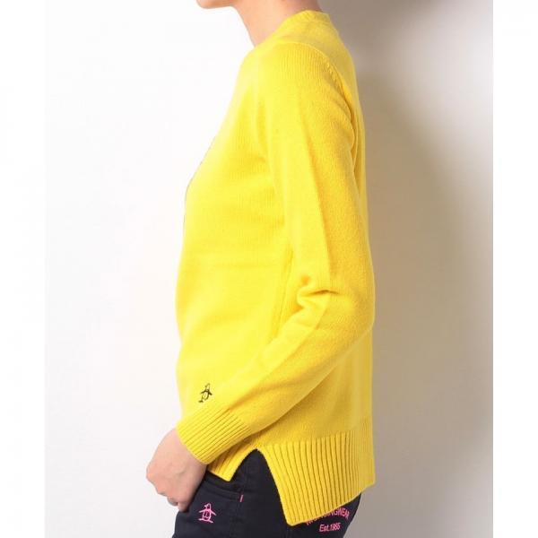 【SALE】Munsingwear(マンシングウェア)セーター(17FW)JWLK442※返品交換不可