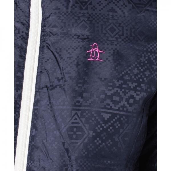 【SALE】Munsingwear(マンシングウェア)中わたブルゾン(17FW)JWLK626※返品交換不可