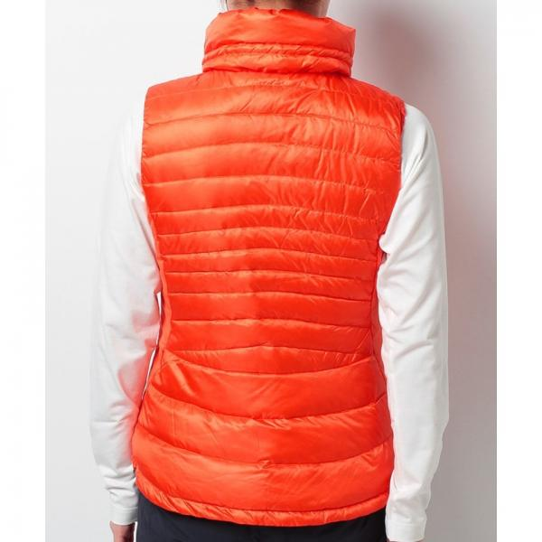 【SALE】Munsingwear(マンシングウェア)700Fillパワーダウンベスト(17FW)JWLK653※返品交換不可