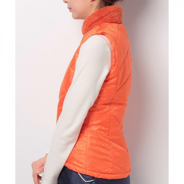 【SALE】Munsingwear(マンシングウェア)アウターベスト(17FW)JWLK654※返品交換不可