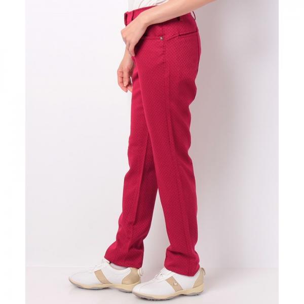 【SALE】Munsingwear(マンシングウェア)ロングパンツ(17FW)JWLK813※返品交換不可