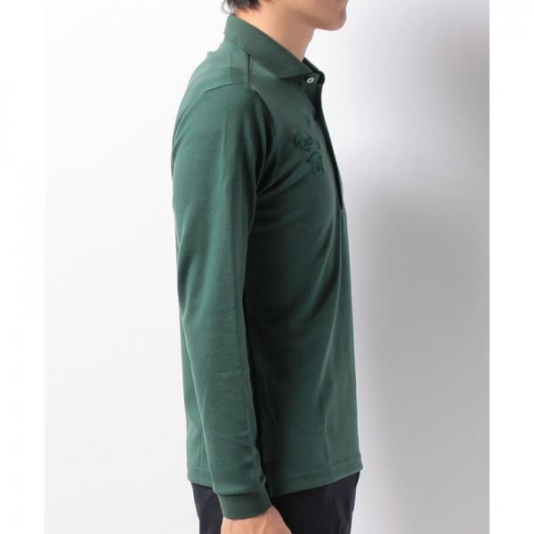 【SALE】Munsingwear(マンシングウェア)長袖シャツ(17FW)JWMK117※返品交換不可