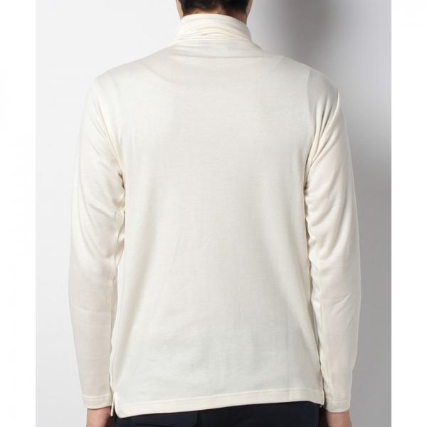 【SALE】Munsingwear(マンシングウェア)長袖ハイネックシャツ(17FW)JWMK124※返品交換不可