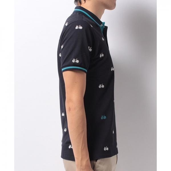 【SALE】Munsingwear(マンシングウェア)半袖シャツ(17FW)JWMK216※返品交換不可