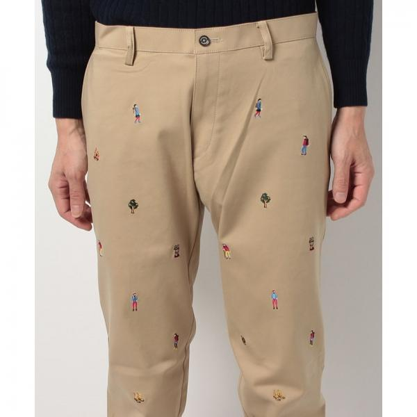 【SALE】Munsingwear(マンシングウェア)ロングパンツ(17FW)JWMK810※返品交換不可