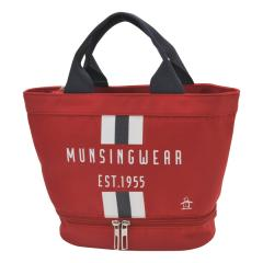 【SALE】Munsingwear(マンシングウェア)プリント2層保冷バッグ(20SS)[Mens]MGBPJA41※返品交換不可※