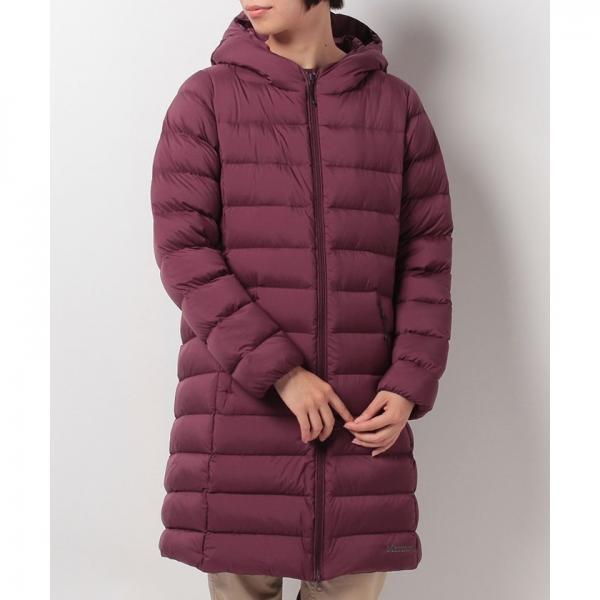 【SALE】Marmot(マーモット)W's Neith Long Down Coat/ウィメンズネイトロングダウンコート(17FW)MJD-F7524W※返品交換不可※