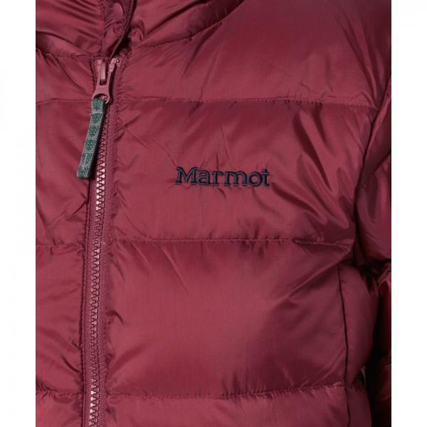 【SALE】Marmot(マーモット)W's Callarless Down Jacket/ウィメンズカラーレスダウンジャケット(17FW)MJD-F7528W※返品交換不可※