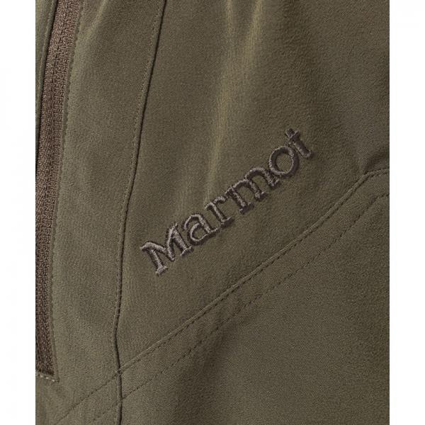 【SALE】Marmot(マーモット)W's Earlier Half Pant/ウィメンズアーリアーハーフパンツ(17FW)MJP-F7544W※返品交換不可※