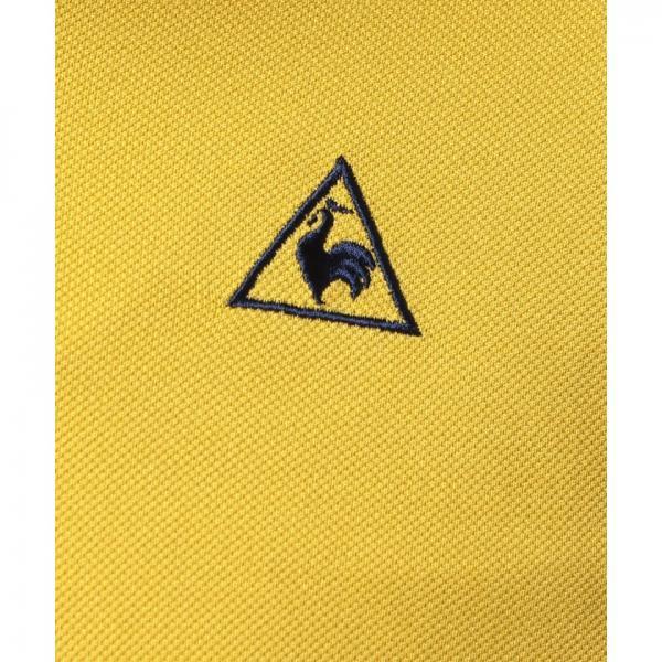 【SALE】le coq GOLF(ルコックゴルフ)長袖シャツ(17FW)QG1070※返品交換不可