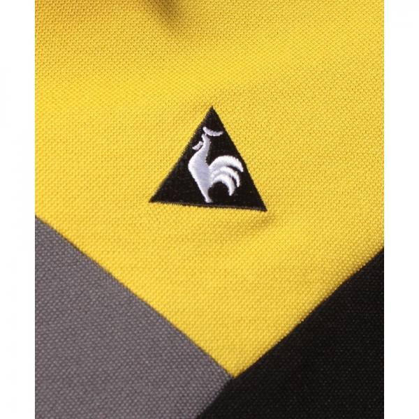 【SALE】le coq GOLF(ルコックゴルフ)温度緩和長袖シャツ(17FW)QG1072※返品交換不可
