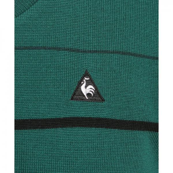 【SALE】le coq GOLF(ルコックゴルフ)セーター(17FW)QG4216※返品交換不可
