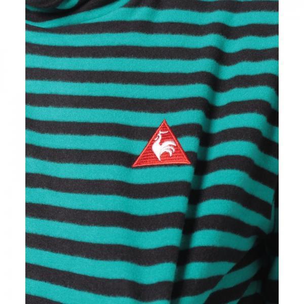 【SALE】le coq GOLF(ルコックゴルフ)長袖ハイネックシャツ(17FW)QGL1023※返品交換不可