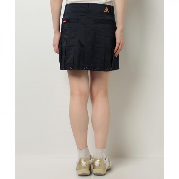【SALE】le coq GOLF(ルコックゴルフ)スカート(17FW)QGL8917※返品交換不可