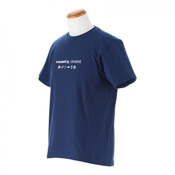 le coq sportif(ルコックスポルティフ)Tシャツ(19SS)QLULJA55