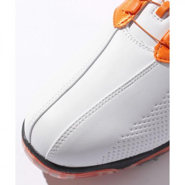 【SALE】le coq GOLF(ルコックゴルフ)ゴルフシューズ(17FW)QQ0594※返品交換不可※