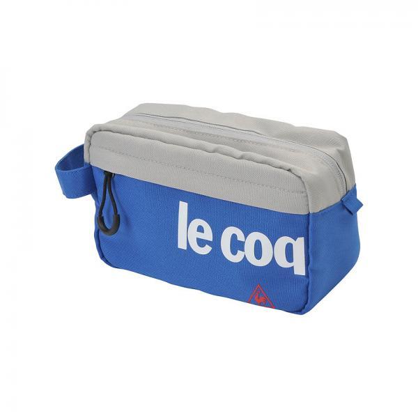 【SALE】le coq GOLF(ルコックゴルフ)ポーチ(19FW)QQBNJA42※返品交換不可※