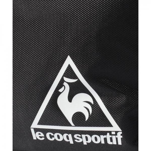 【SALE】le coq GOLF(ルコックゴルフ)ボストンバッグ(17FW)QQL2126※返品交換不可※
