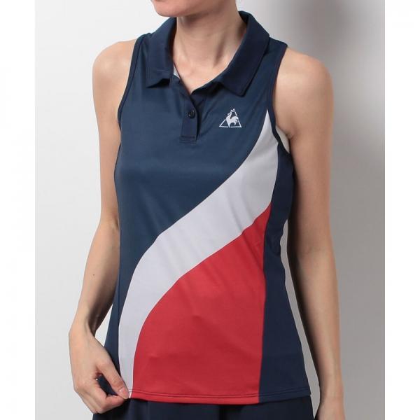 le coq sportif(ルコックスポルティフ)ノースリーブシャツ(17FW)QT-219173