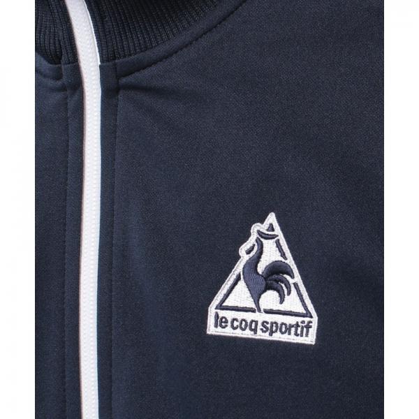 【SALE】le coq sportif(ルコックスポルティフ)ジャージジャケット(17FW)QT-550173※返品交換不可※