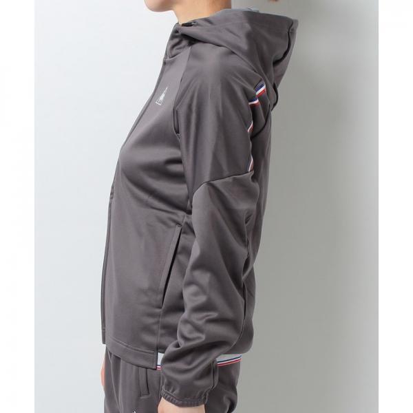 【SALE】le coq sportif(ルコックスポルティフ)ボンディングジャケット(17FW)QT-575273※返品交換不可※