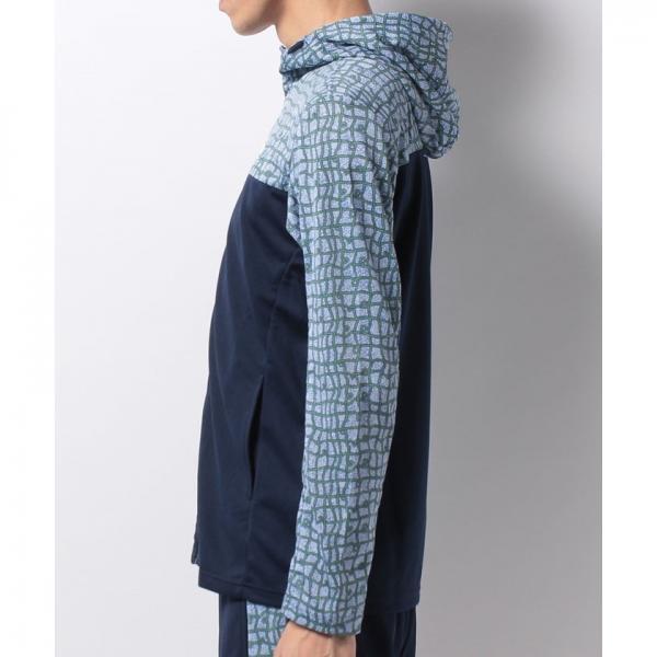 【SALE】le coq sportif(ルコックスポルティフ)リバティーシャツジャケット(17FW)QT-611173※返品交換不可※