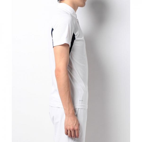 le coq sportif(ルコックスポルティフ)半袖ポロシャツ(17FW)QT-714165