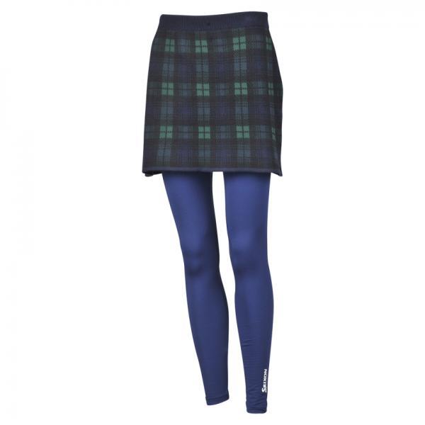 SRIXON(スリクソン)Leggings with a knit skirt / レギンス付きニットスカート(19FW)RGWOJE02W