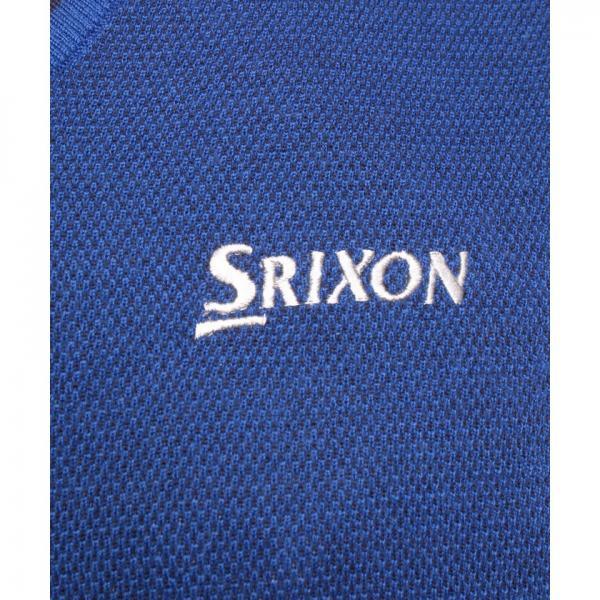 【SALE】SRIXON(スリクソン)Vネックベスト(17FW)SRM2537F※返品交換不可