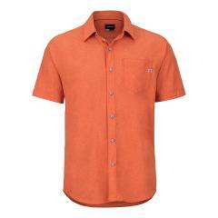 【SALE】Marmot(マーモット)Aerobora H/S Shirt / アエロボーラハーフスリーブシャツ(19SS)TOMNGA4210※返品交換不可※