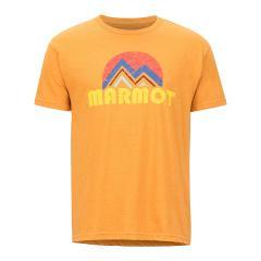 【SALE】Marmot(マーモット)Pt Reyes H/S Crew / ポイントレーズハーフスリーブクルー(19SS)TOMNGA4423※返品交換不可※