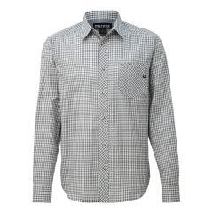 【SALE】Marmot(マーモット)QD Gingham L/S Shirt / キューディーギンガムロングスリーブシャツ(19SS)TOMNJB74※返品交換不可※