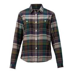 【SALE】Marmot(マーモット)W's T/C Linen L/S Shirt / ウィメンズティーシーリネンロングスリーブシャツ(19SS)TOWNJB75※返品交換不可※