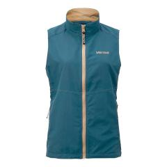 【SALE】Marmot(マーモット)W's Valley Wind Vest / ウィメンズヴァリーウィンドベスト(19SS)TOWNJK11※返品交換不可※