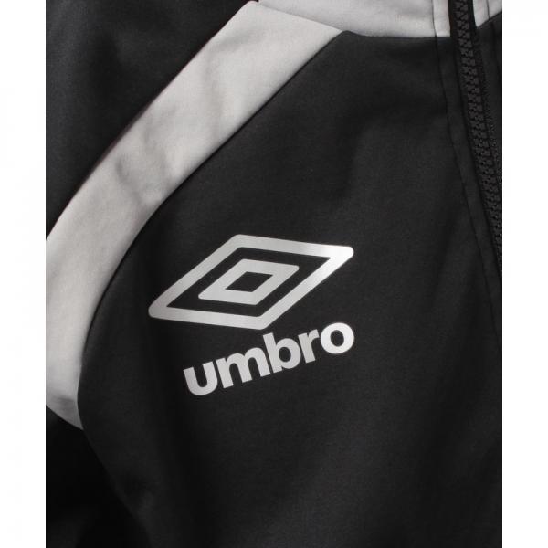 【SALE】UMBRO(アンブロ)プロトレーニング サーモシェルジャケット(17FW)UBA4730※返品交換不可※