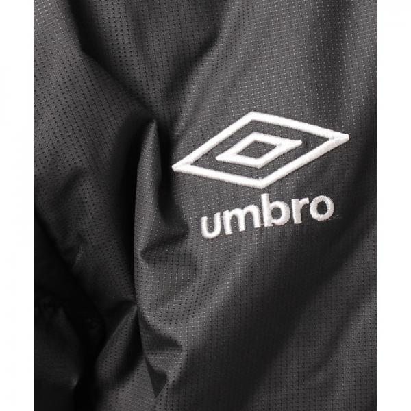 【SALE】UMBRO(アンブロ)グラフィックロングコート(17FW)UCA1740※返品交換不可※