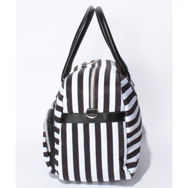 LANVIN SPORT(ランバン スポール)巾着袋付ボストンバッグ(17FW)VLJ0903A1