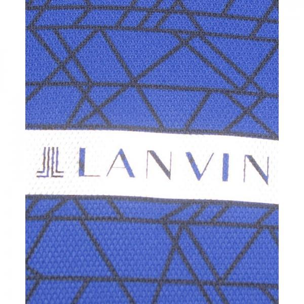 LANVIN SPORT(ランバン スポール)半袖シャツ(ニット)(17FW)VMK153106